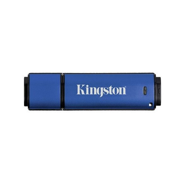 Kingston 8GB DataTraveler Vault Privacy 3.0 USB 3.0  (blue) (DTVP30/8GB)