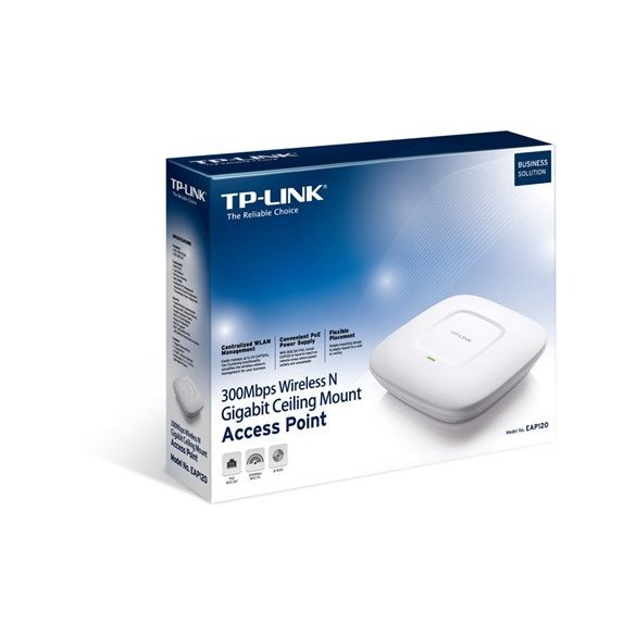 TP-Link EAP225 AC1350 Dual-Band Wi-Fi PoE access point (EAP225)