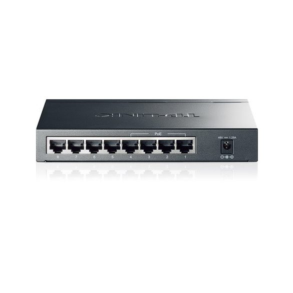 TP-Link TL-SG1008P PoE switch (TL-SG1008P)