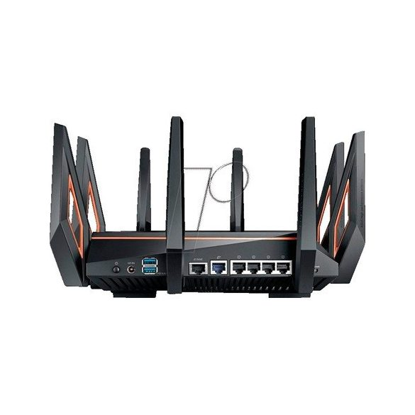 Asus ROG Rapture GT-AX11000 Tri-Band Wi-Fi USB-4G/LTE gaming router (90IG04H0-MO3G00)