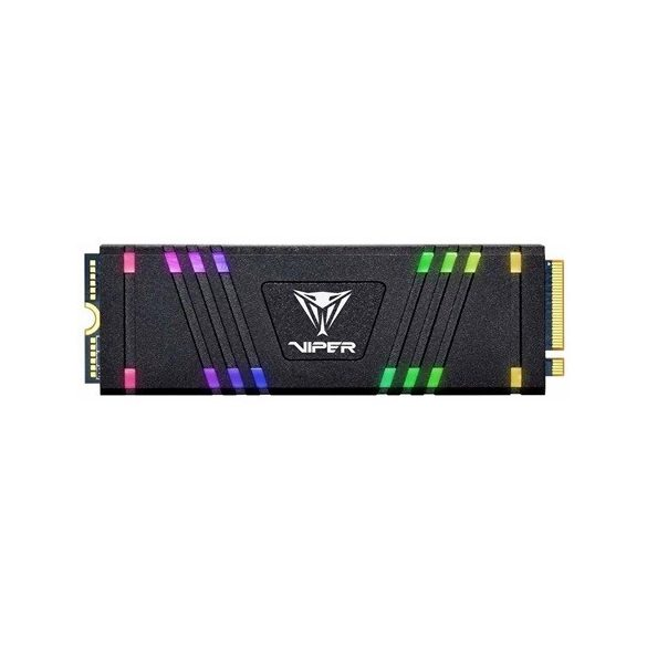 Patriot Viper VPR100 RGB 256GB PCIe x4 (3.0) M.2 2280  black (VPR100-256GM28H)